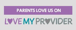 Love My Provider logo